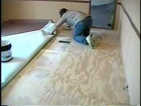 Do It Yourself Carpet Installation Youtube