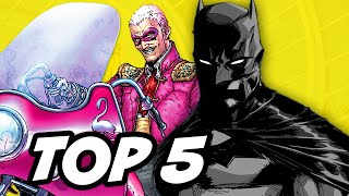 Gotham Season 2 Episode 9 - TOP 5 WTF and Batman Easter Eggs
