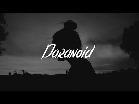 Lauv - Paranoid (Lyrics)