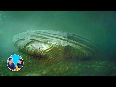 波羅的海下的巨大圓盤,它在這裡14萬年了 | 老高與小茉 Mr & Mrs Gao
