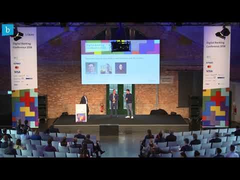Spree & Main statt Wallstreet & Silicon Valley | Discussion | Digital Banking Conference 2018