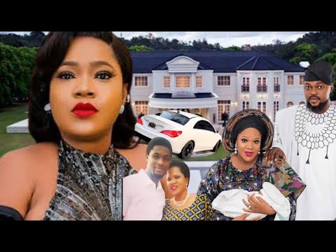 Download Watch Actress Toyin Abraham, Husband, Daughter,Ex Husband, New House, Net worth, + Many Untold Facts