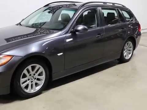 BMW Xi Sport Wagon YouTube - Bmw 328xi wagon for sale