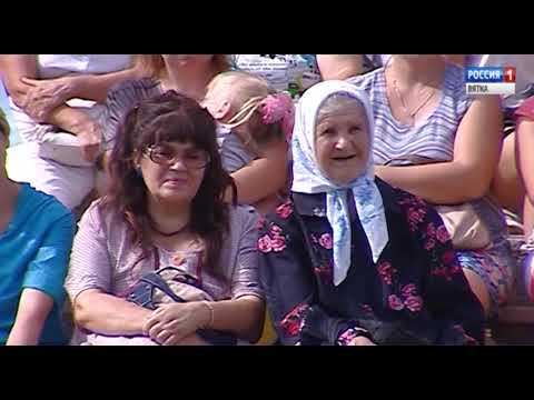 Не петь, а жить выступлением: в Нолинске стартует фестиваль актёрской песни(ГТРК Вятка)
