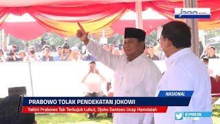 Yakini Prabowo Tak Terbujuk Luhut, Djoko Santoso Ucap Hamdalah - JPNN.COM