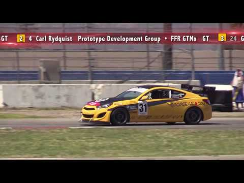 Final Drive TV Episode 56 USTCC Auto Club Speedway 2017