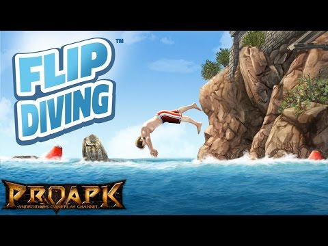 Flip Diving Gameplay iOS / Android