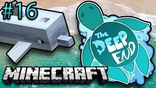 Minecraft: The Deep End Ep. 16 - Graser's School