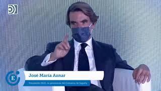 Aznar defiende que hay espacio para una alianza de