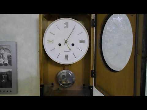 часы ЯНТАРЬ с боем ...основные причины поломки.и устранение