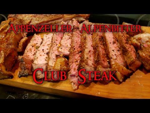 📷 Appenzeller - Alpenbitter Club - Steak | Sous - Vide | Grill & Chill / BBQ & Lifestyle