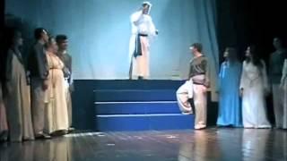 13-Gesù è risorto - Il Risorto (Oltre il dolore e la croce) - Anspi Teatro Fasano