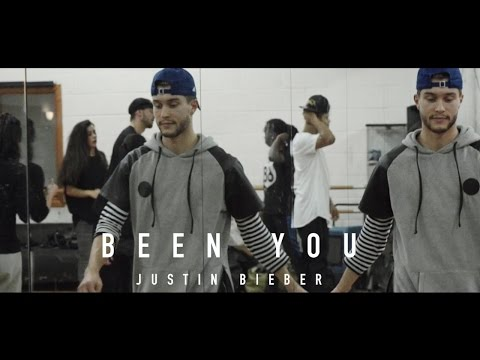 Tobias Ellehammer Choreography / Been You...