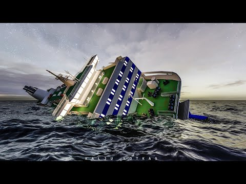 The Sinking of the M/S Estonia