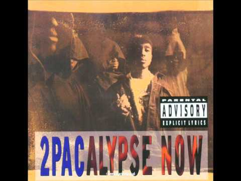 2Pac - 09 - If My Homie Calls- 2PacalypseNow (HQ)(HD)