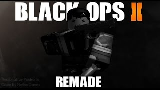 COD Black Ops Remade-Roblox Multiplayer! Episode 2