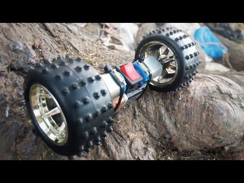Thumbnail: 3 Awesome Things from Electric Motors
