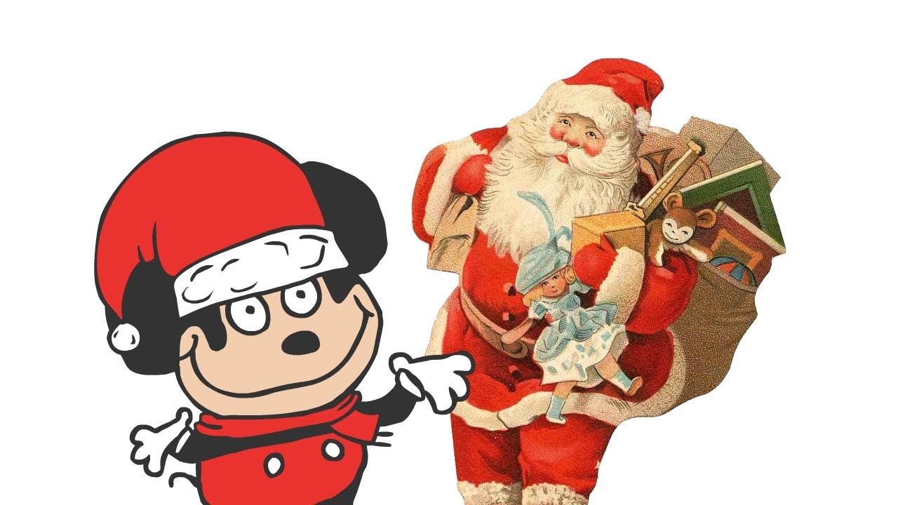 Mokey's Show - It's christmas - YouTube