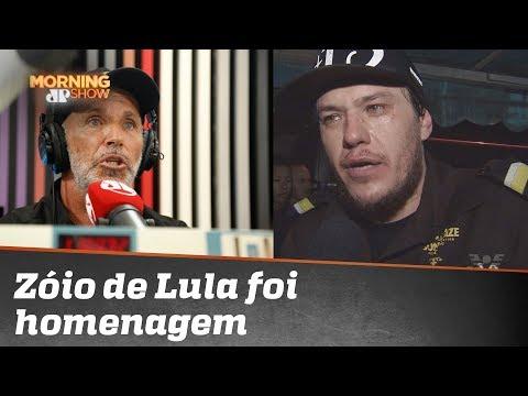 """Picuruta Salazar revela que """"zóio de lula"""" do Charlie Brown Jr foi homenagem do amigo Chorão"""