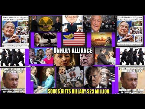 The US Conspirators Uranium Sales To Russia Trump Coverup