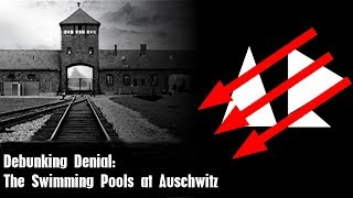 Debunking the Alt-Right: Pool Parties at Auschw!tz