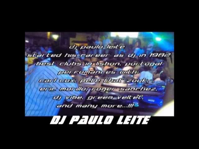 DJ PAULO LEITE