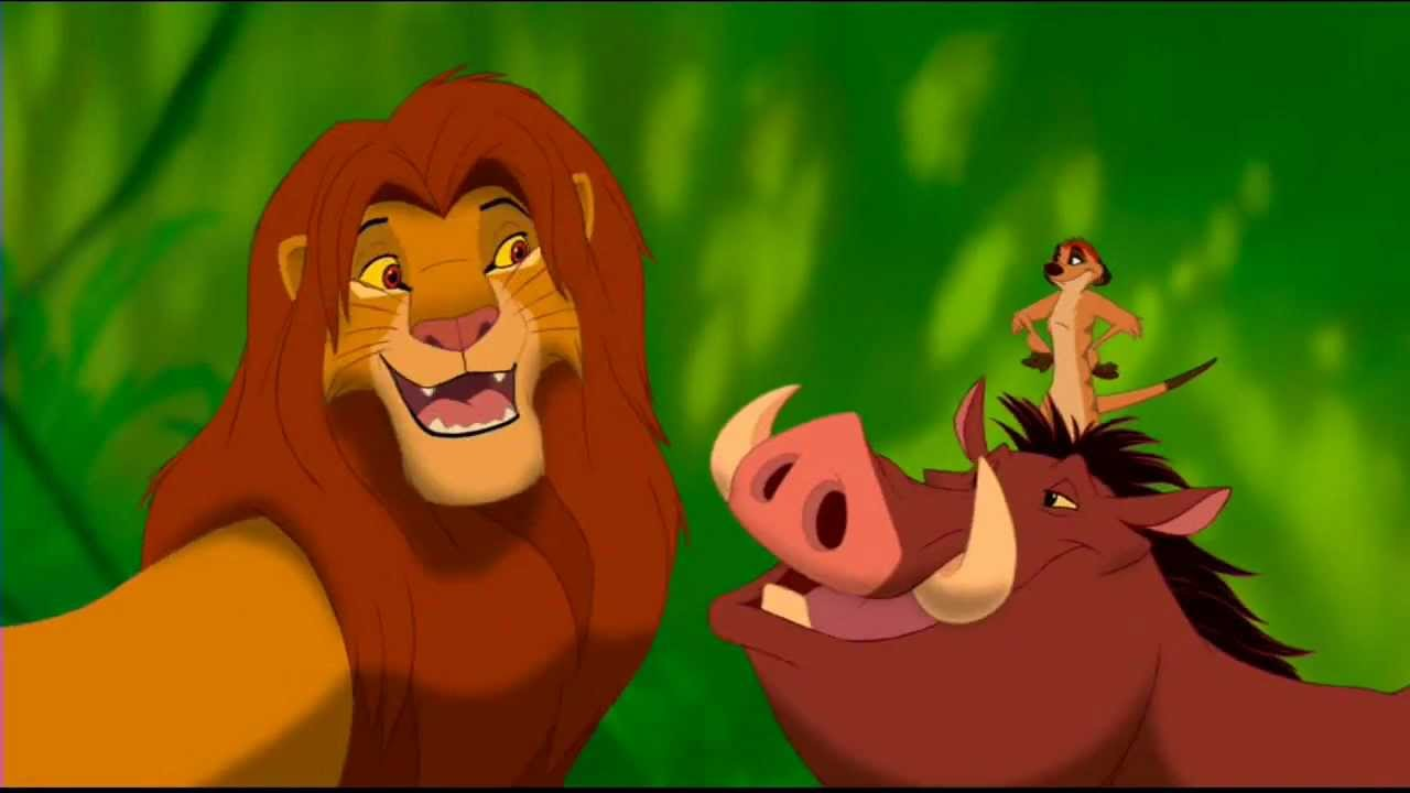 Le roi lion hakuna matata hd youtube - Le roi lion les hyenes ...