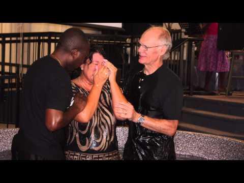 New Believers Baptism Service