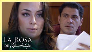 La Rosa de Guadalupe: Hugo se entera que su amante lo contagió de VIH   Esperanza