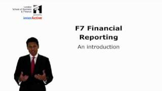 lsbf acca f7 introduction to the paper part 1