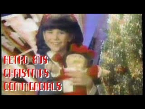 1996 christmas commercials from the 80s
