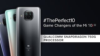 Game changers of the Mi 10i   Reason No. 2   #ThePerfect10