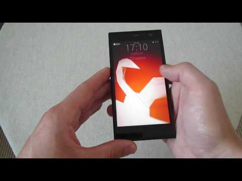 Обзор Intex Aqua Fish - смартфон с необычной ОС (Sailfish OS)