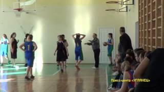 Баскетбол. Девушки. Воронежская область. Ольховатка - Верхняя Хава