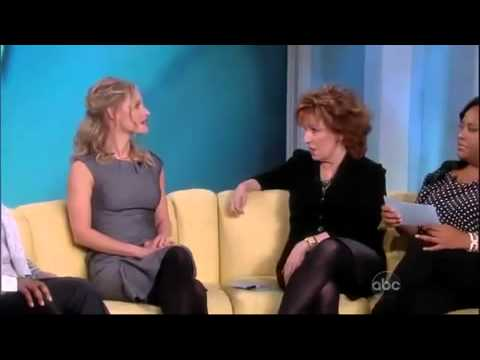 Kadee Strickland on The View  02.11.2010