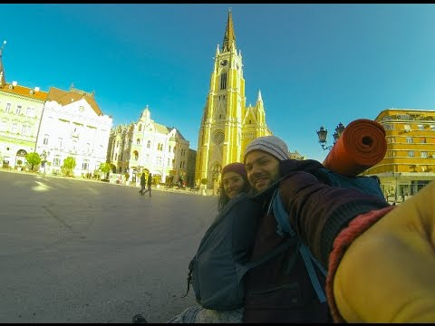 Novi Sad'da Parkta Uyuduk (55. Bölüm) | Bunun Yolu Yol Değil