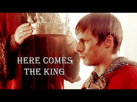 Arthur Pendragon ǁ Here Comes The King