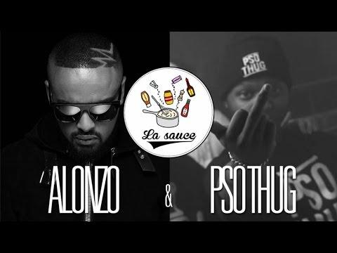 #LaSauce avec Alonzo et PSO Thug sur OKLM Radio du 11/05/16 (Vidéocast)