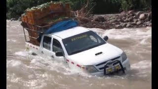 Most Dangerous mountain roads for cars