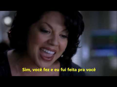 Sara Ramirez - The Story (legendado) ___ Callie Torres - Grey's Anatomy