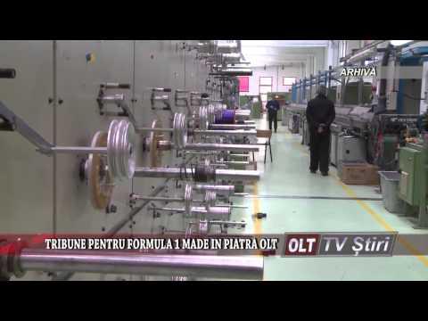 TRIBUNE PENTRU FORMULA 1 MADE IN PIATRA OLT 2410