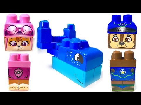 Thumbnail: Best Learning Colors Video for Children - Paw Patrol Skye & Chase Ionix Adventure Bay