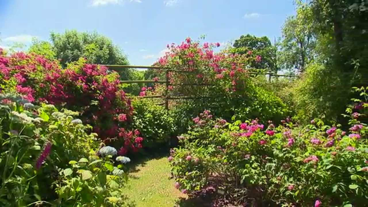 Jardin de normandie le jardin de jumaju youtube for Le jardin normand