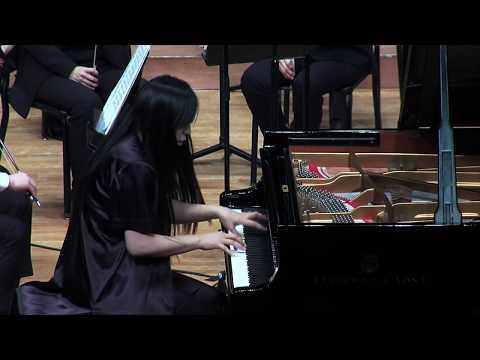 HJ Lim plays Brahms Piano Concerto N.2, op.83
