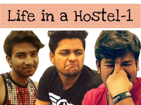 NO BUDGET FILMS || Life in a Hostel-1