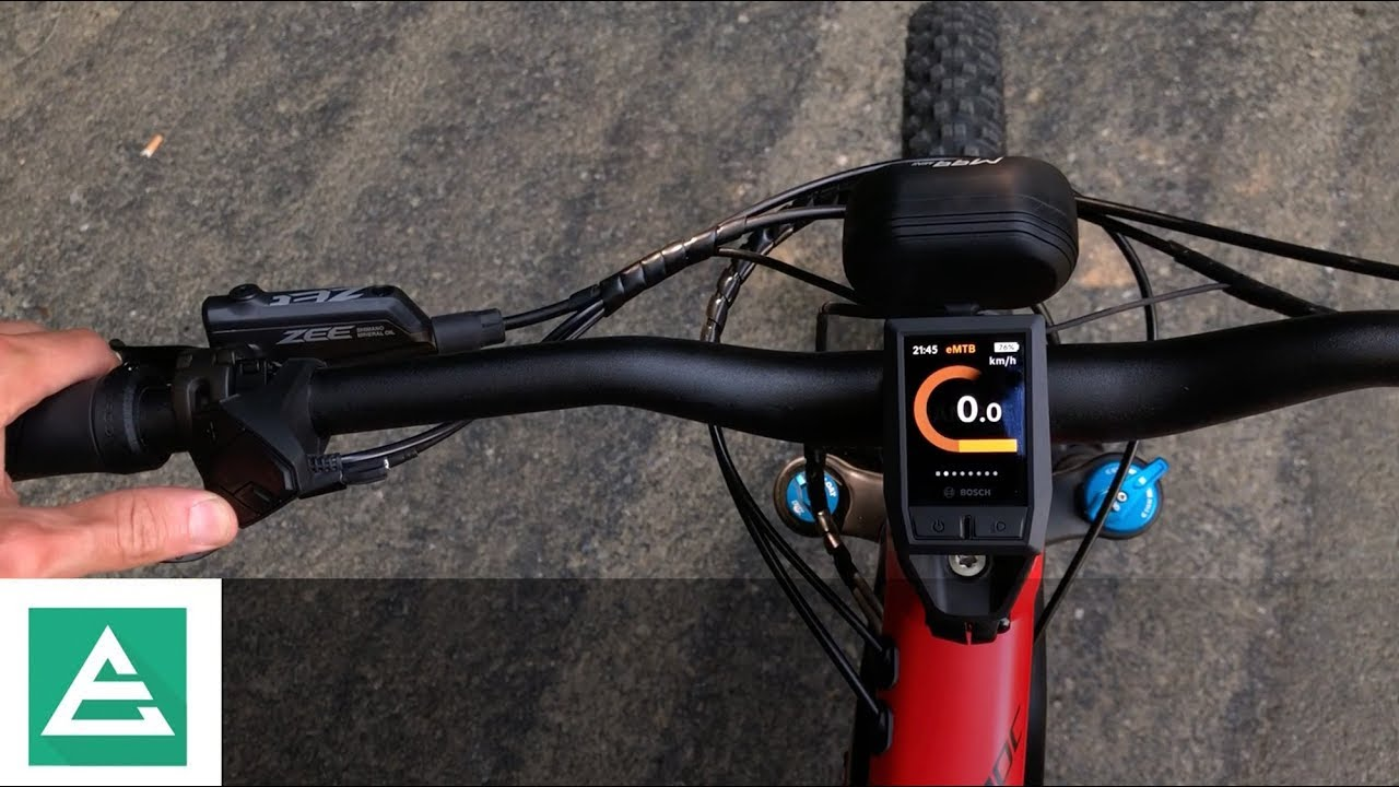 54667350946 First look: Bosch Kiox display with Bluetooth connectivity | E-MOUNTAINBIKE  Magazine
