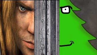 Новогодняя Битва за Портал из фильма Warcraft