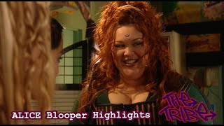 ALICE (Vanessa Stacey) - Blooper Highlights from The Tribe
