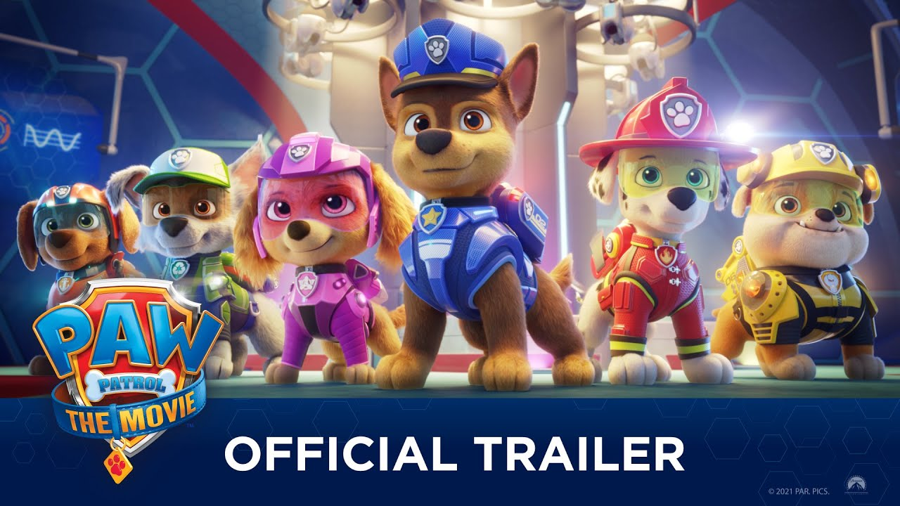 Download Watch the NEW PAW Patrol: The Movie Trailer! 🐾 | Nick Jr.