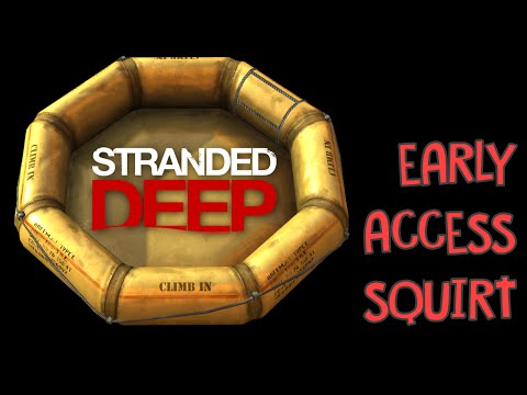 STRANDED DEEP - Survival With A Smile